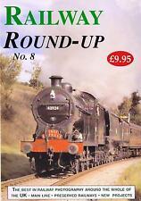 Railway Round-Up No 8 Dvd: 34092 46447 34046 31806 34067 5029 34046 30053 46521