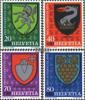 Schweiz 1165-1168 (kompl.Ausg.) gestempelt 1979 Pro Juventute