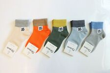 Toddler Up to 3T Boy Fashion Cotton Crew Cute Socks - 5 Pairs