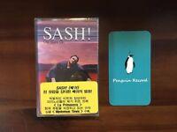 SASH! - LIFE GOES ON CASSETTE TAPE KOREA EDITION SEALED