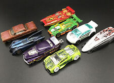 Hot Wheels 8 Car Bundle Mixed all rolling Malaysia Mattel low Flow H2GO