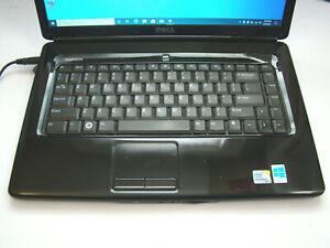 Dell Inspiron 1545/Core2Duo P8400 2.26ghz/3gb/160gb/Windows 10 Pro/Webcam/BT/RED