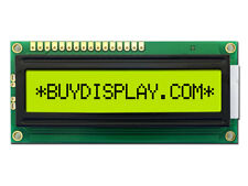 5V 16x1 Character LCD Module Display w/Tutorial,HD44780,Bezel,Backlight