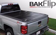 "BakFlip G2 Tonneau Bed Cover 04-12 Chevy/GMC Silverado/Sierra Crew Cab 5'8"" Bed"