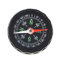 2X(Black Oil Filled Compass Excellent for hiking, camping and outdoor Z1M7)