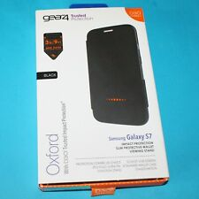 Gear4 Oxford Case w/ D30 Cover Protection & Drop Tested for Samsung Galaxy S7