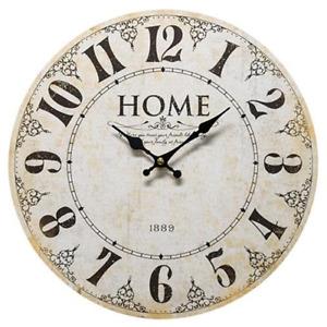 Home 1889 Wall Clock
