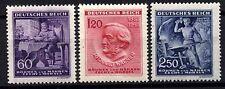 13254 Bohemia and Moravia 1943 Wagner MNH