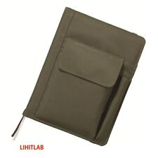 Lihit Lab Smart Fit Multifunction Cover Notebook A5, Olive, Lihitlab