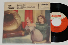 "Ten Oliver-Sunshine-Girl/la fille que tu aimes (Never Mind) - 7"" 45 Amiga"