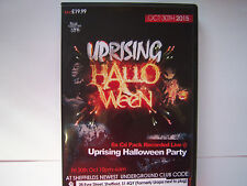 UPRISING - 30.10.15 HALLOWEEN PARTY -  6 CD PACK