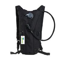 TOMOUNT 2.5L Système D'hydratation Survie Eau Sac Poche à dos Vessie Randonnée