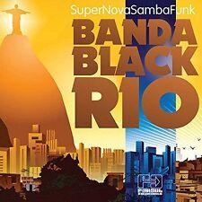 Banda Black Rio - SuperNovaSambaFunk [CD]