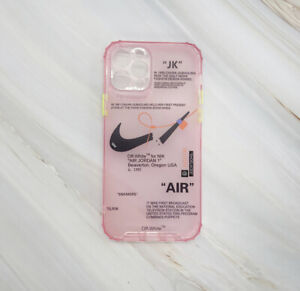 iPhone Case Off-White + Nike Air Inspired