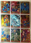 [Pick 9] 1995 Fleer Ultra X-Men All-Chromium Base Cards (marvel,avengers,choose)