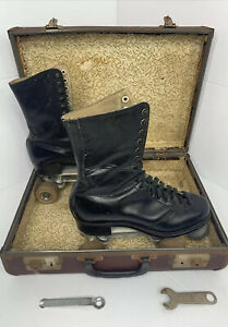 Betty Lytle by Hyde Vintage Roller Skates, Snyder Super Deluxe Plates, M Size 9