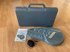 Suzuki Omnichord Om-200 Has Issues- Vintage Mij w/ case, manual, power supply