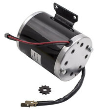 24V DC Brushed Electric Motor for Electric Bike Scooter Go-kart Tricycle New