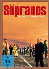 DIE SOPRANOS, Staffel 3 (4 DVDs) NEU+OVP