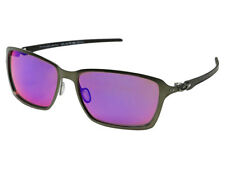 223f22ce5e8 Oakley Tincan Carbon Polarized Sunglasses OO6017-03 Carbon OO Red Iridium.  Get fast shipping ...
