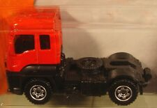 Matchbox '13 Ford Cargo tractor red #3 2015