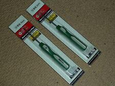 2 x 3mm TRIWING CACCIAVITI LOTTO NUOVO DI ZECCA Tri-Wing Y bit GBA DS 3DS Wii RIPARAZIONE