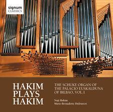 Hakim / Dufourcet - Schuke Organ of the Palacio Euskalduna Bilbao 1 [New CD]