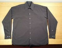 CLAIBORNE Button Up Business Casual Dress Shirt M Men's Medium (15.5, 34/35)