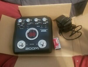 Zoom G2 Multi-Effects Guitar Effect Pedal