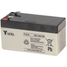 Friedland Response Yucel Y1.2-12 12v 1.2ah 12 Volt SLA Burglar Alarm Battery
