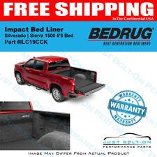 BedRug Impact Bed Liner 2019 2020 2021 Silverado | Sierra 1500 5'8 Bed ILC19CCK
