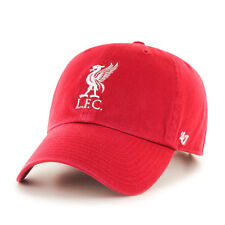 47 BRAND Relaxed Fit Cap - FC Liverpool rot