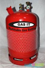 11kg Recargable LPG Gas que Cilindro botella de gas