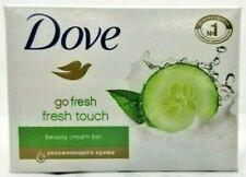 Dove Soap cream GO FRESH TOUCH Bar 135 gr 4.75oz 12 pack Sameday FREE SHIPPING