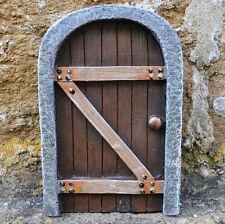 Il Castello Regno segreto delle fate PORTA Pixie Elfo Decorazione Giardino Outdoor MAGICO 39162