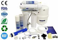 Finerfilters Domestic Undersink 4 Stage Reverse Osmosis System Fluoride Removal
