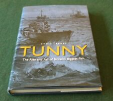Tunny by Chris Berry, 2010 first edition.