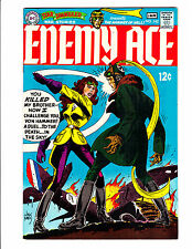 Star Spangled War Stories   142    Joe Kubert  Enemy Ace Cover