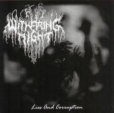 Withering Night - Lies and Corruption CD 2012 reissue bonus tracks black metal