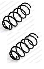 VW GOLF MK6 FRONT LEFT AND RIGHT HAND COIL SPRING