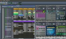 Music Production Software Pro Music Studio LMMS like Fruity Loops FL alternative