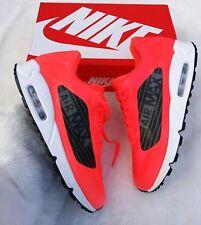 8 Men's Nike Air Max 90 Big LogoOrange white black running casual multicolor