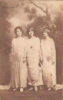 Carnaval 1924 - Les reines de CHALONS-sur-SAÔNE
