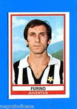 CALCIATORI 1973-74 Panini - Figurina-Sticker n. 167 - FURINO - JUVENTUS -Rec