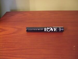 2  AVON TRUE COLOUR LOVE AT 1ST LASH  MASCARA BLACKEST BLACK - NEW SEALED