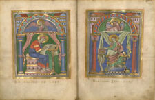 Gospel Of Lorsch (Evangeliary Of Udalrich) - Facsimile
