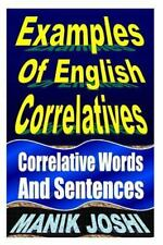 Examples of English Correlatives : Correlative Words and Sentences by Manik...