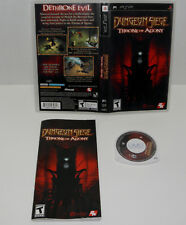 Dungeon Siege: Throne of Agony (Sony PSP, 2006)
