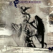 APOPTYGMA BERZERK The Apopcalyptic Manifesto - CD - Jewel Case / US Import