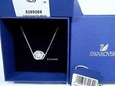 Swarovski Elaborate Pendant, White, Crystal Authentic MIB 5289269